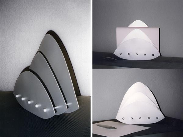 Home Accessories Design Décor Articles Packaging LA 90068 Paper Holder