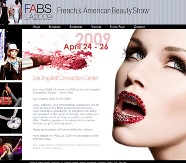 Web Site Design & Development Makeup Artist Playa Del Rey 90293 ...